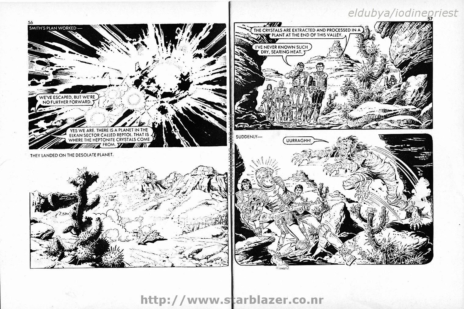 Starblazer issue 107 - Page 30