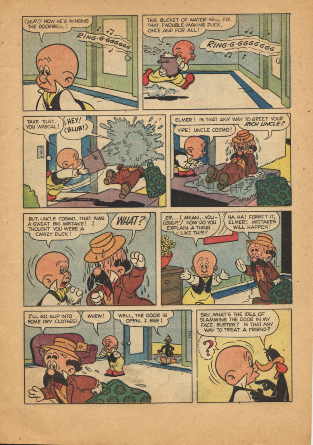 Four Color Comics issue 783 - Page 5