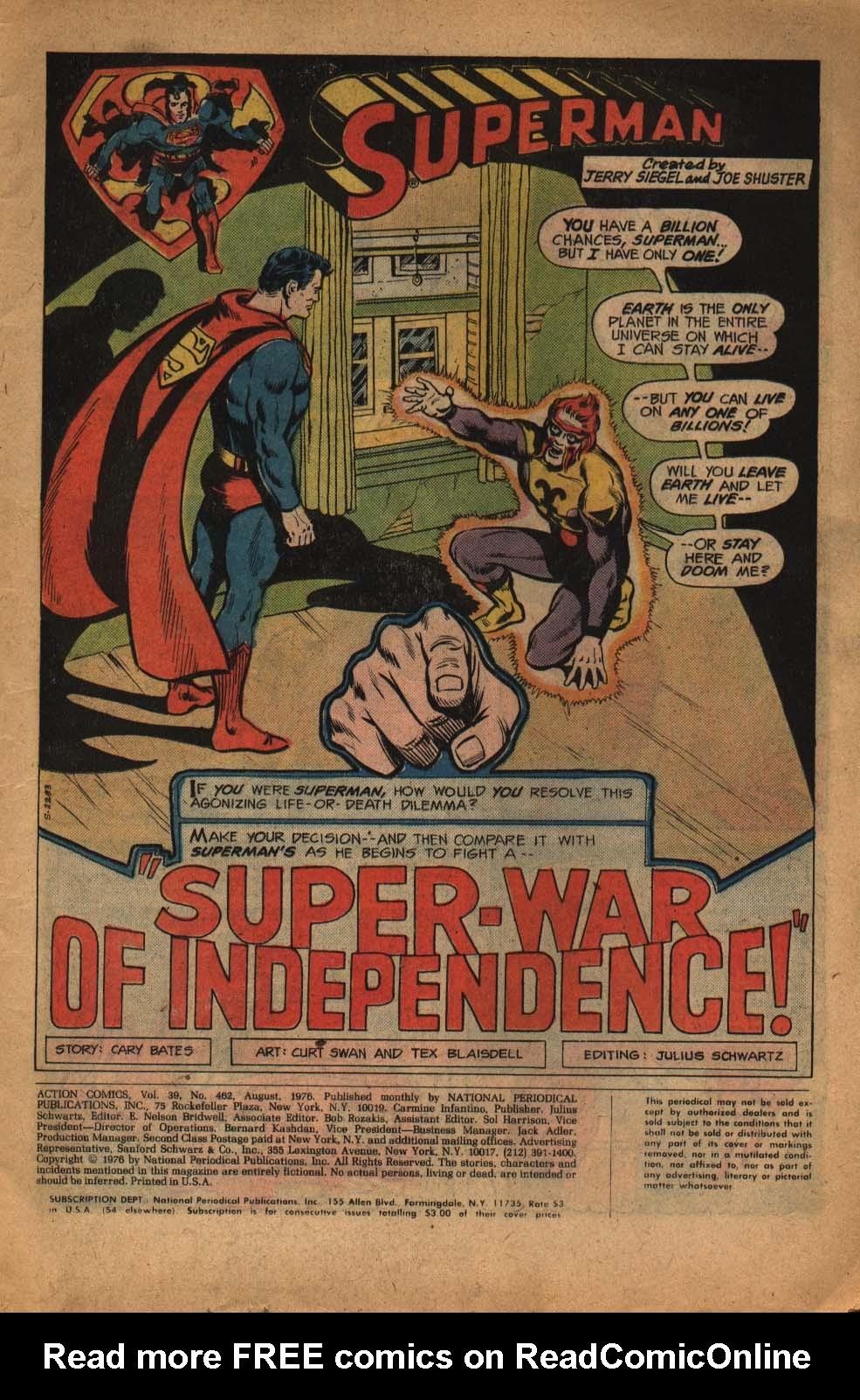 Action Comics (1938) 462 Page 2