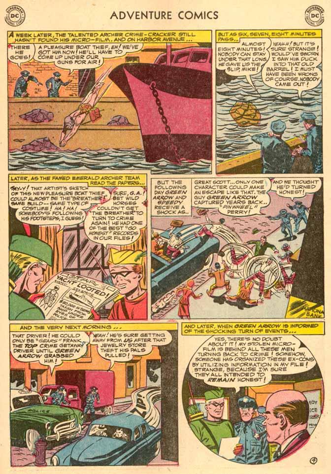 Read online Adventure Comics (1938) comic -  Issue #185 - 37
