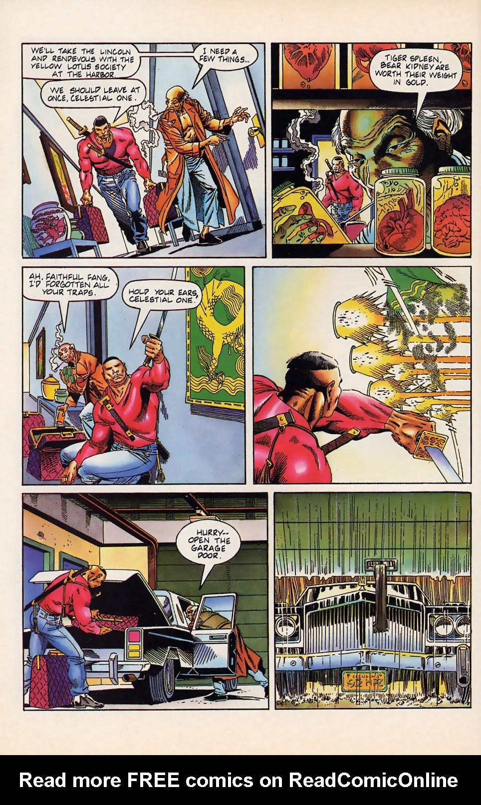 Read online Turok, Dinosaur Hunter (1993) comic -  Issue #12 - 9