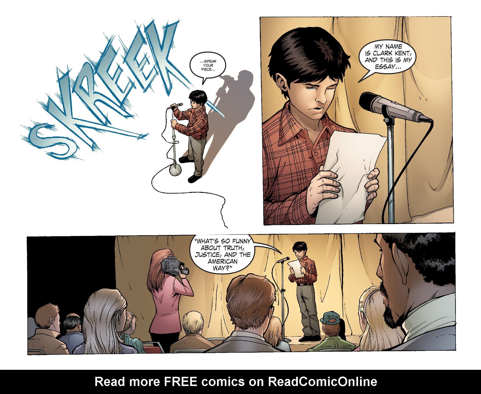 Read online Smallville: Alien comic -  Issue #1 - 8