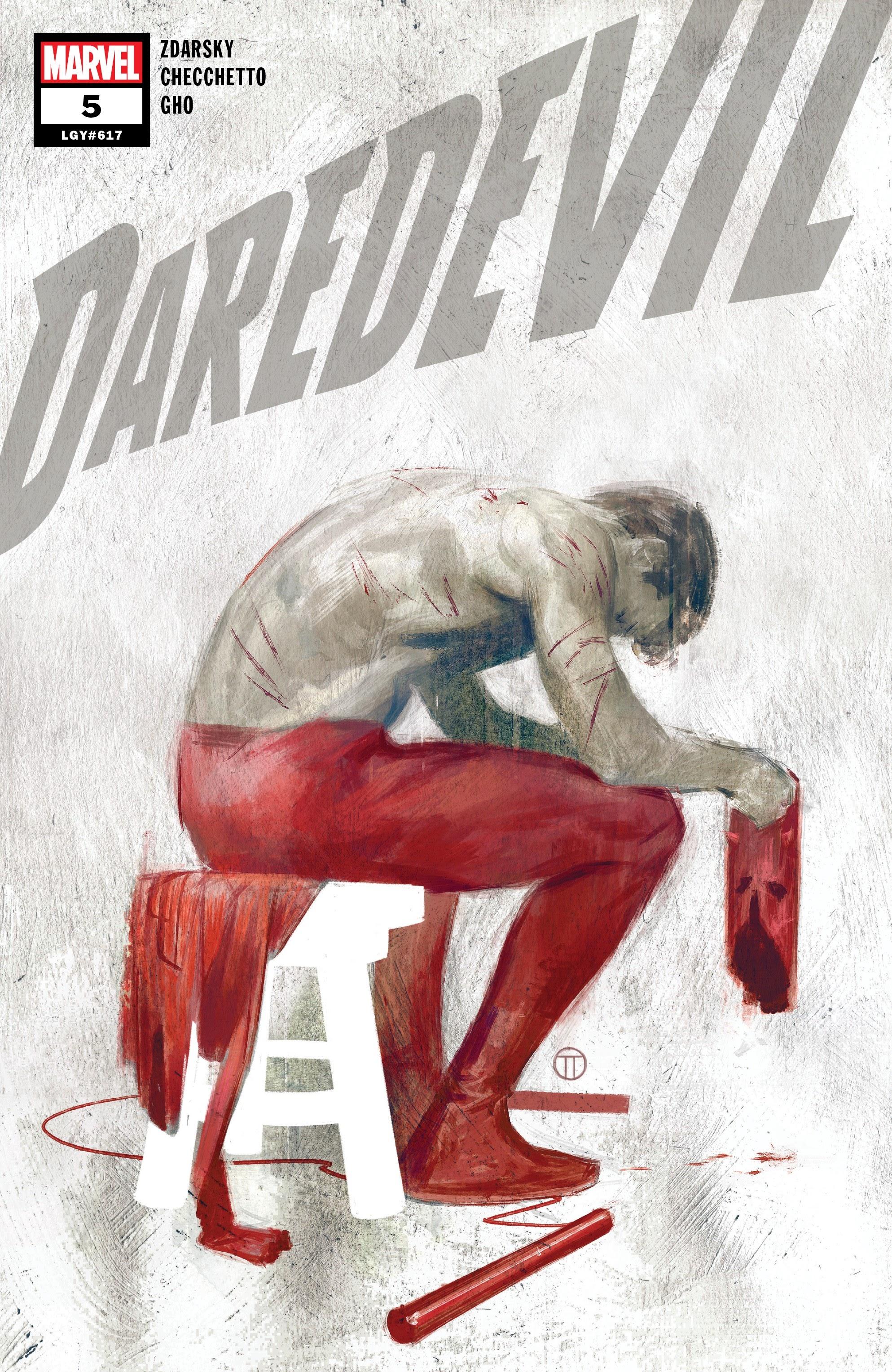 Daredevil (2019) 5 Page 1