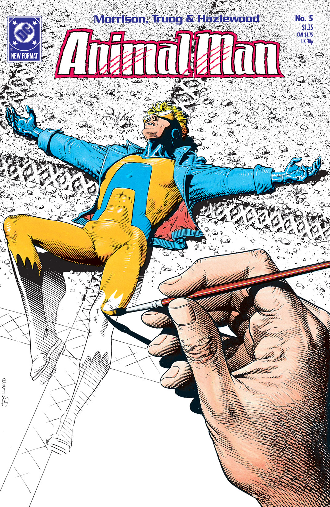 Read online Animal Man (1988) comic -  Issue #5 - 1