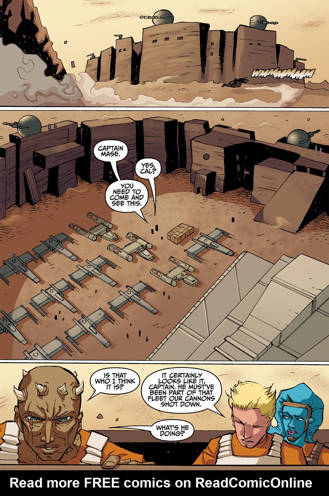 Read online Star Wars Omnibus comic -  Issue # Vol. 33 - 297