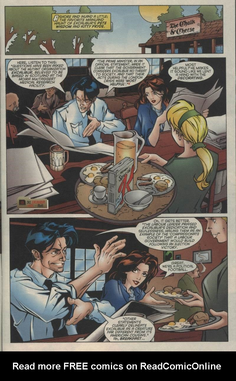 Excalibur (1988) issue 102 - Page 4