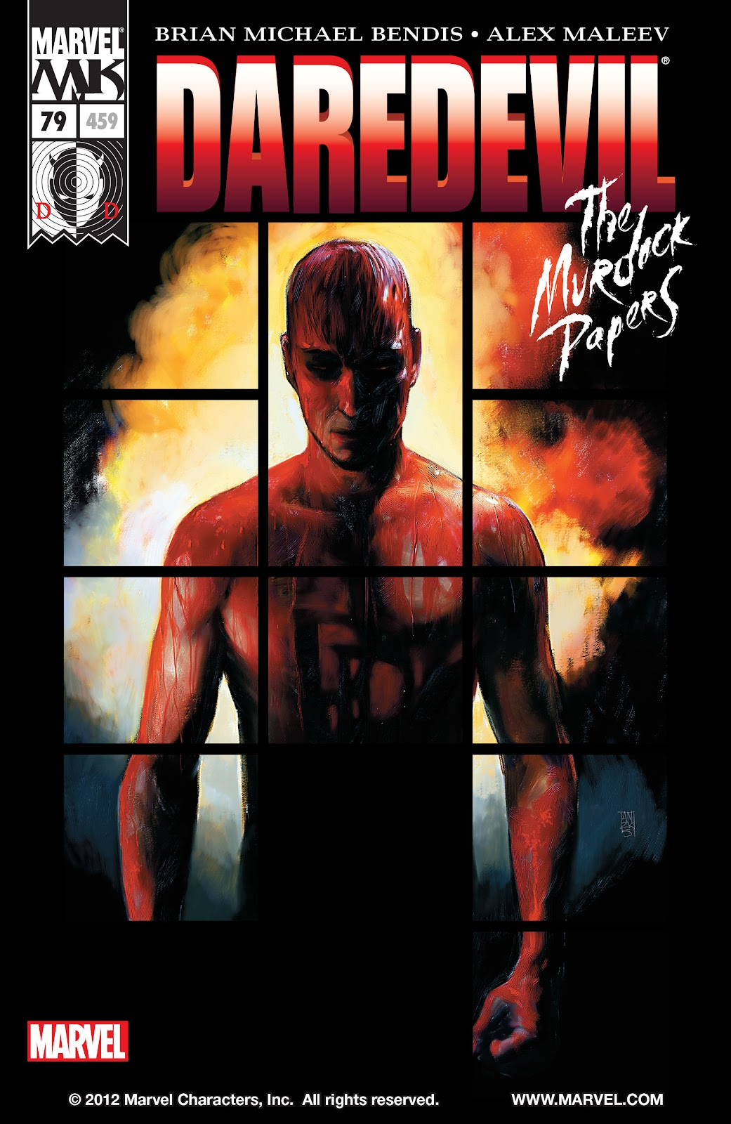 Read online Daredevil (1998) comic -  Issue # _Ultimate_Collection TPB 3 (Part 3) - 87