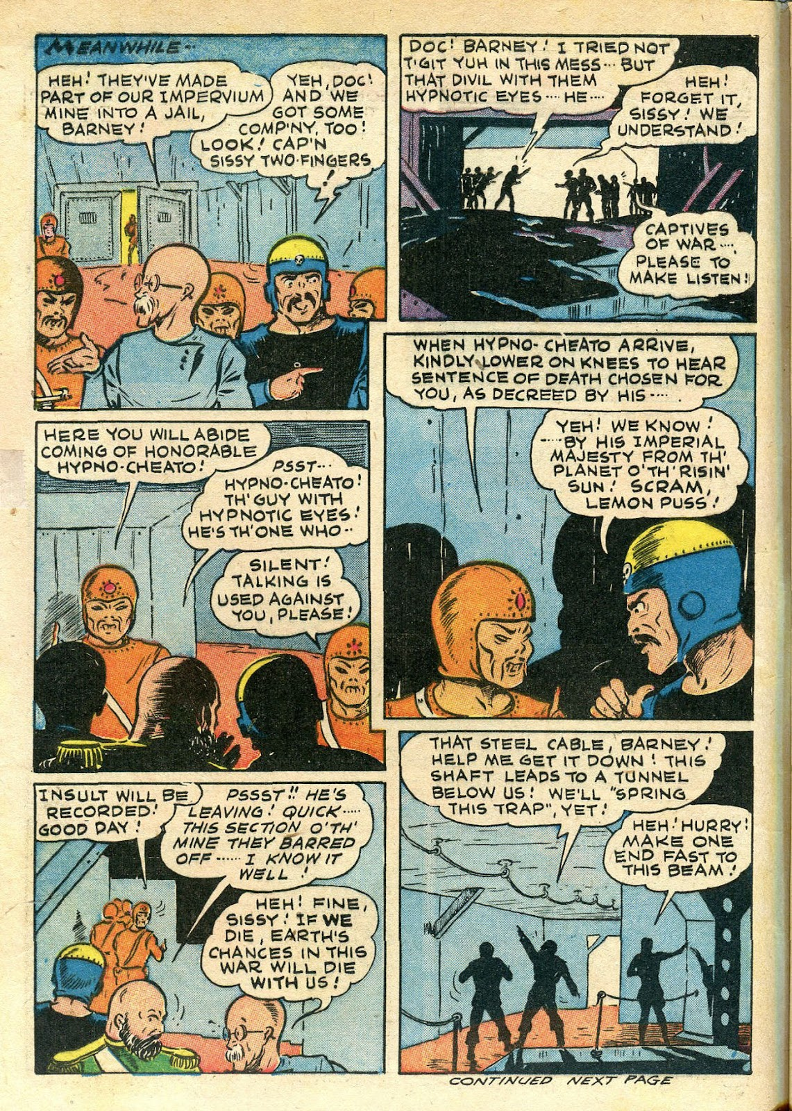 Read online Famous Funnies comic -  Issue #112 - 4