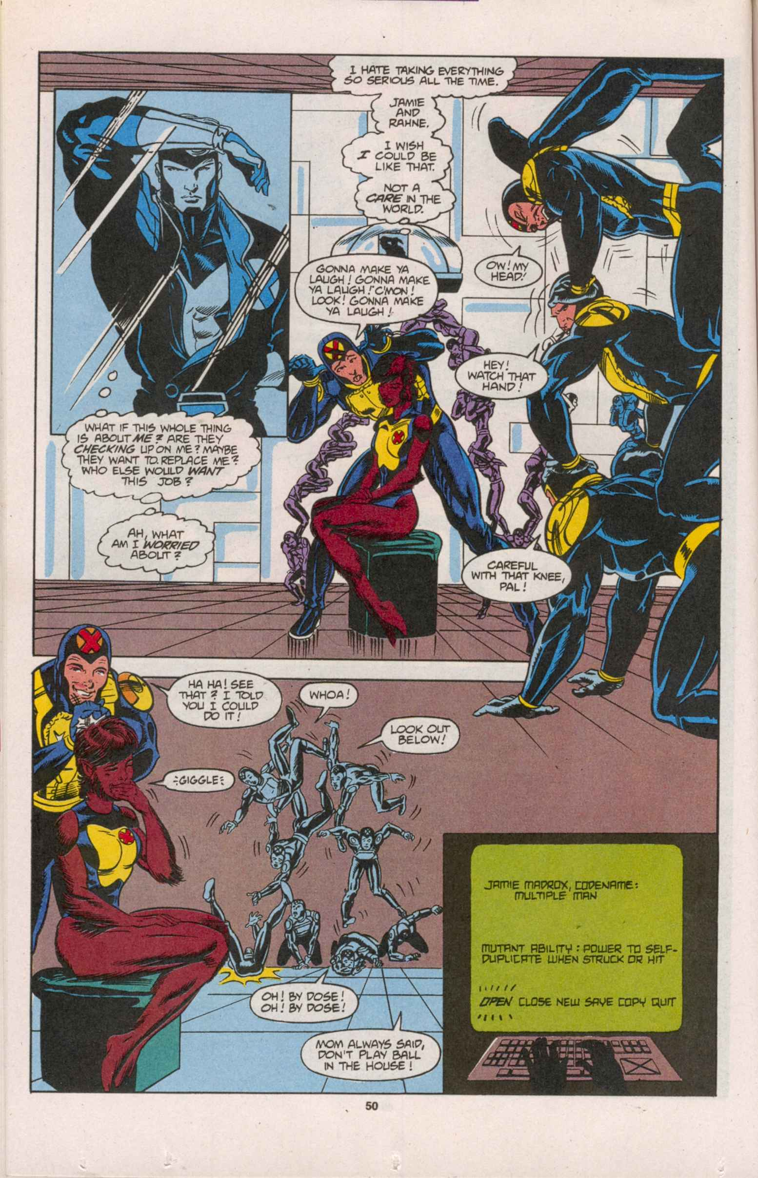Read online X-Factor (1986) comic -  Issue # _ Annual 8 - 45