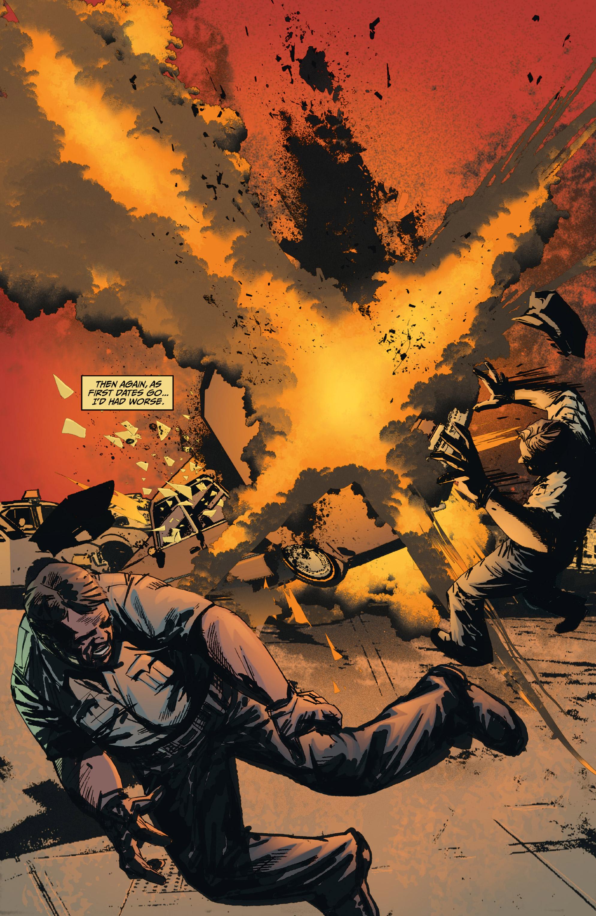 Read online X: Big Bad comic -  Issue # Full - 61