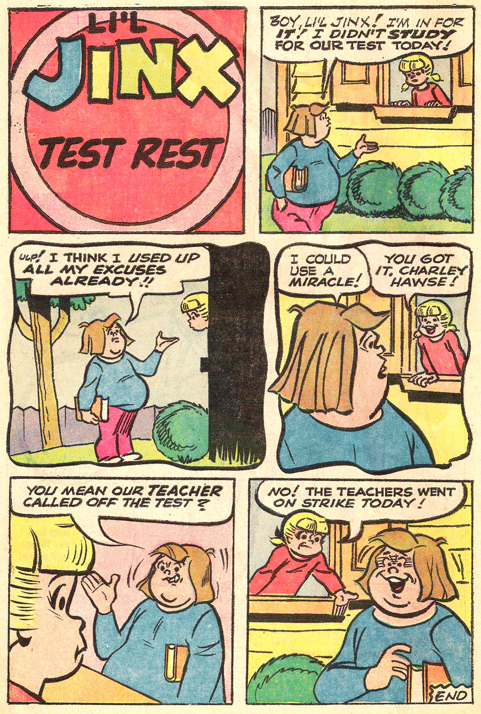 Read online Archie's Girls Betty and Veronica comic -  Issue #216 - 10