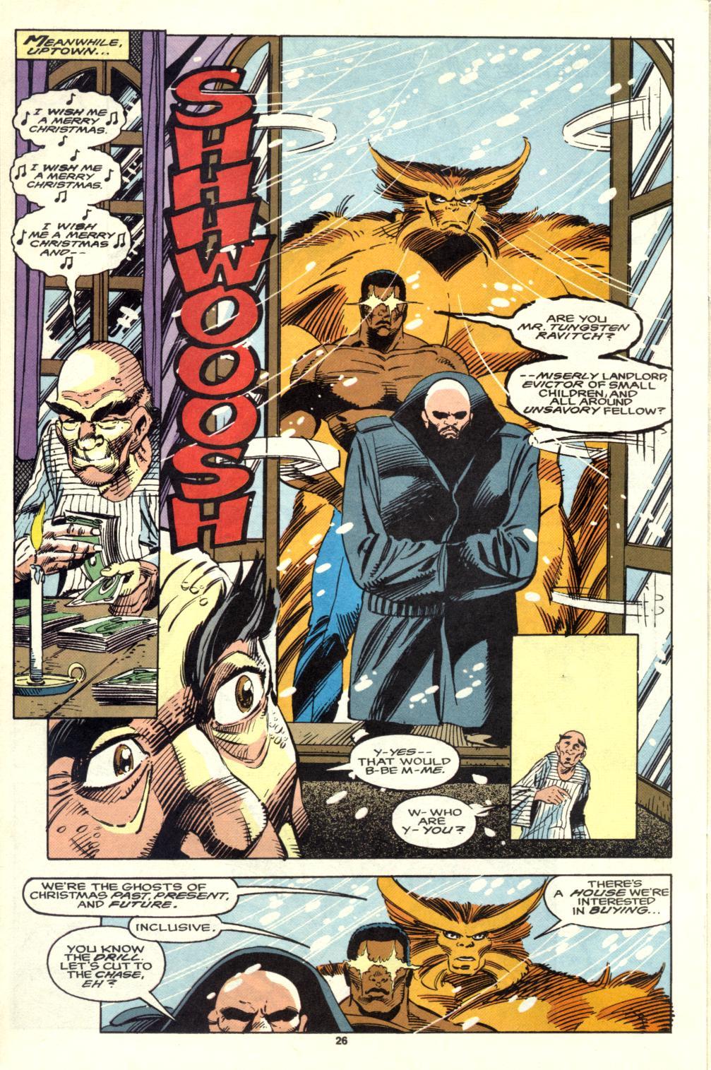 Read online Alpha Flight (1983) comic -  Issue #105 - 21