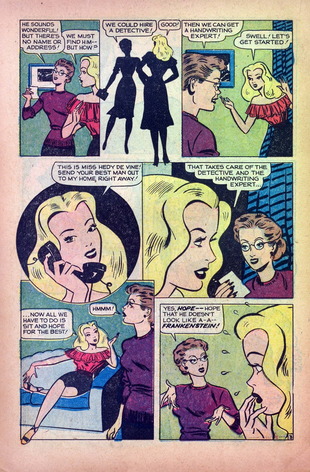 Read online Joker Comics comic -  Issue #36 - 18