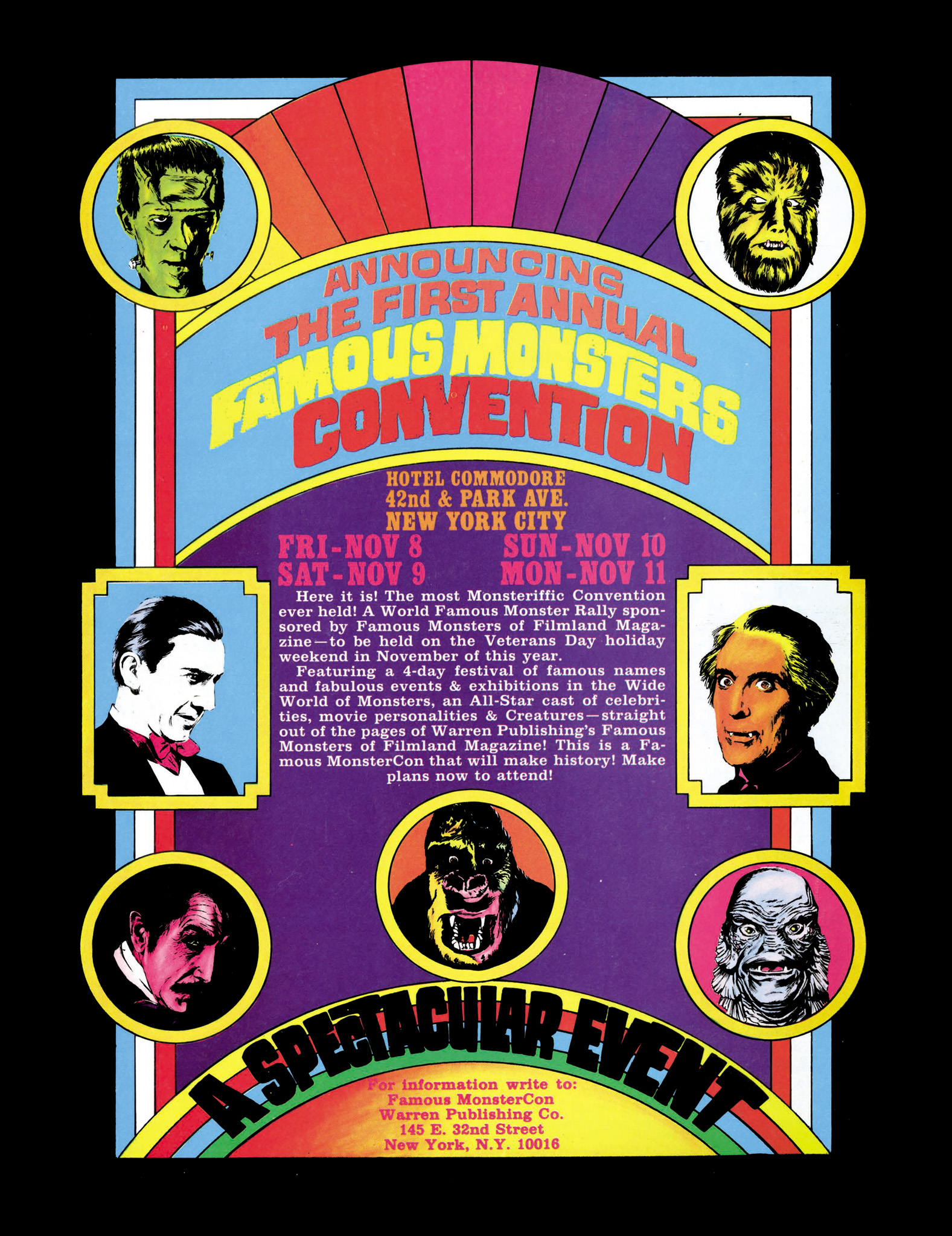 Read online Eerie Archives comic -  Issue # TPB 13 - 71