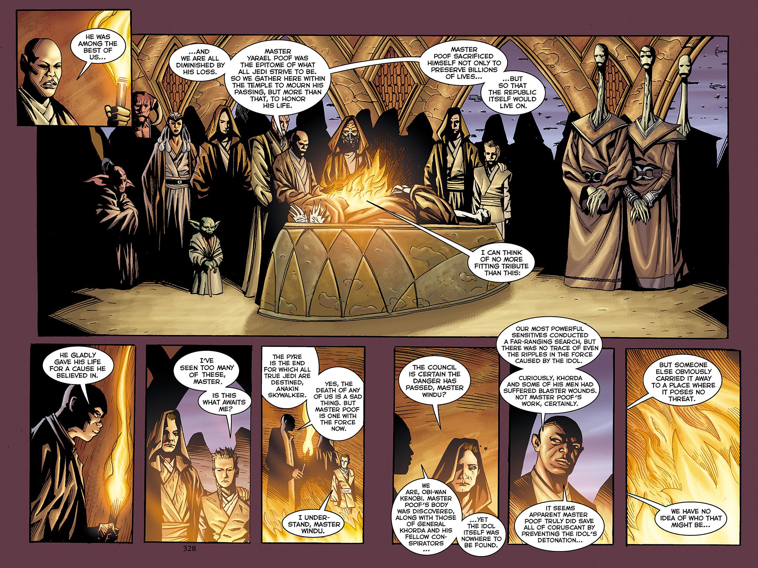 Read online Star Wars Omnibus comic -  Issue # Vol. 10 - 323