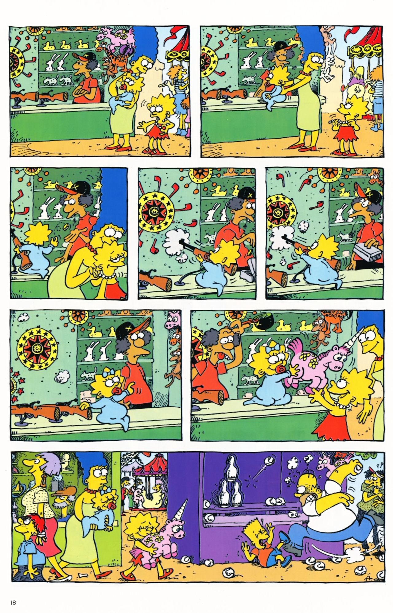 Read online Simpsons Comics Presents Bart Simpson comic -  Issue #57 - 20