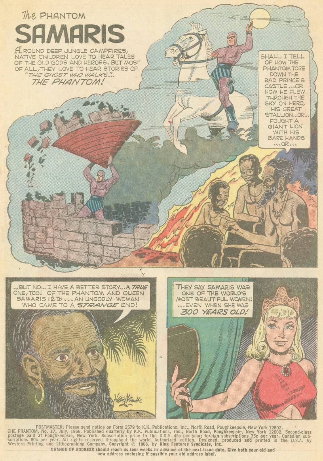 The Phantom (1962) issue 17 - Page 3