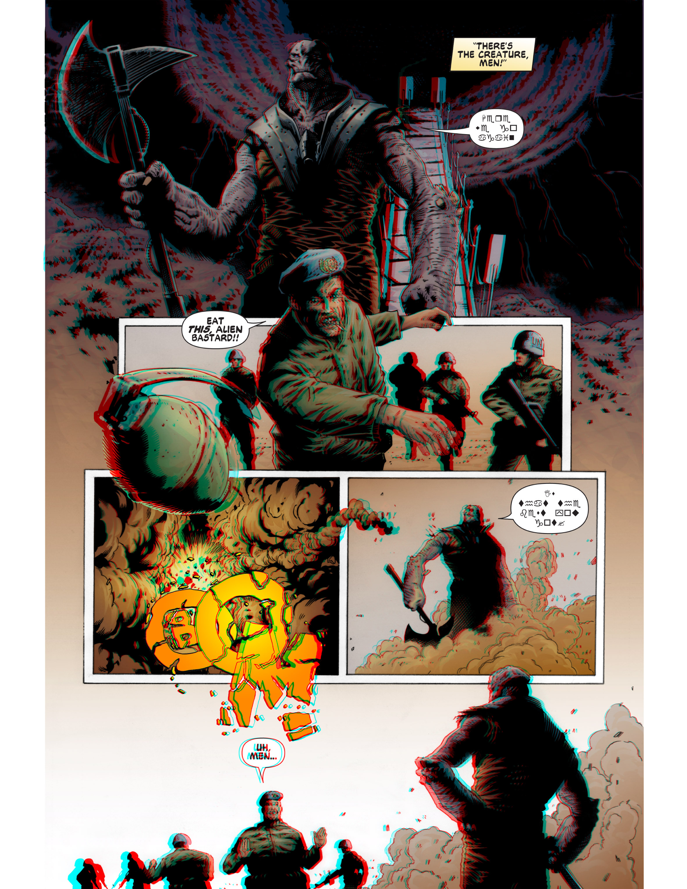 Read online Bad Planet comic -  Issue # TPB - 65