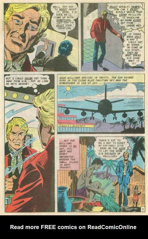 Read online Beyond the Grave (1983) comic -  Issue #10 - 13