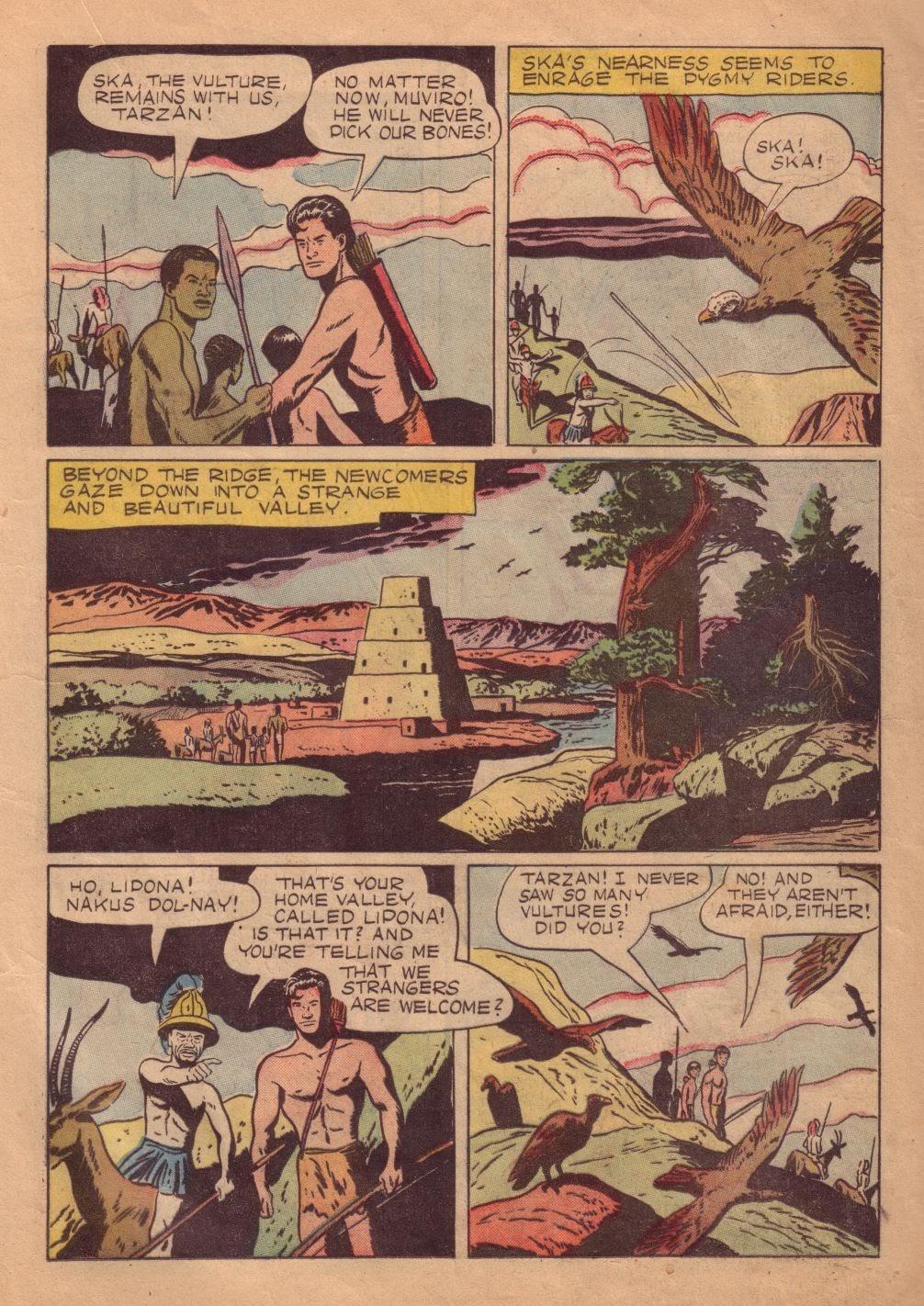 Tarzan (1948) issue 8 - Page 15