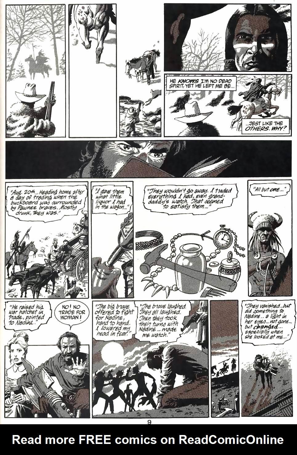 Read online Flinch comic -  Issue #4 - 21