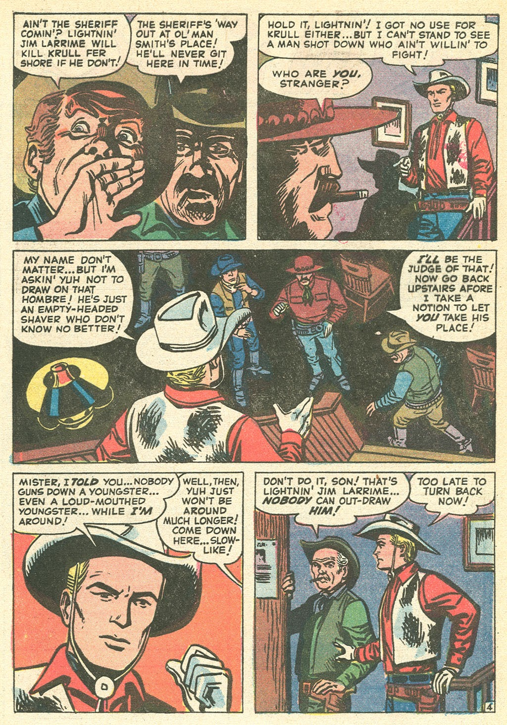 Kid Colt Outlaw issue 151 - Page 32