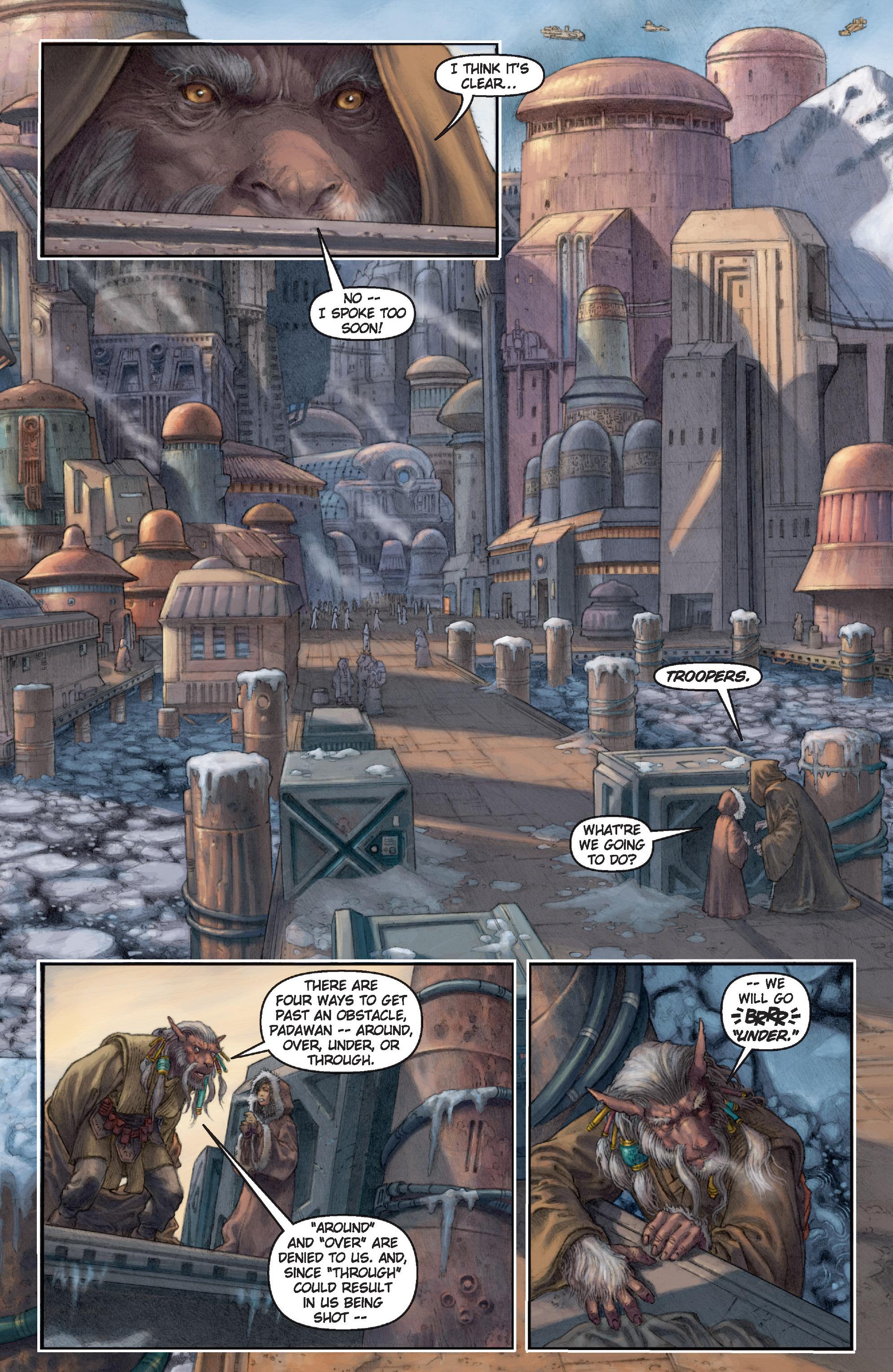 Read online Star Wars Omnibus comic -  Issue # Vol. 31 - 10