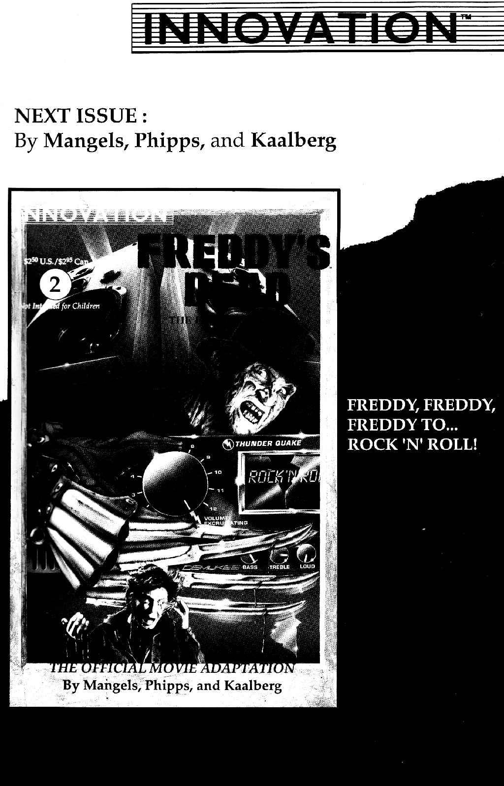 Read online Freddy's Dead: The Final Nightmare comic -  Issue #1 - 29
