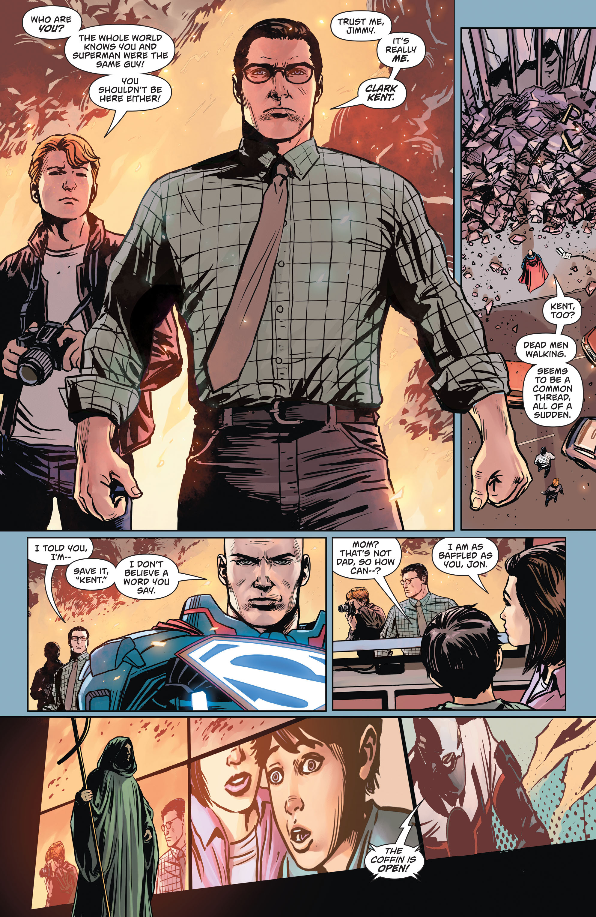 Read online Action Comics (2016) comic -  Issue #957 - 21