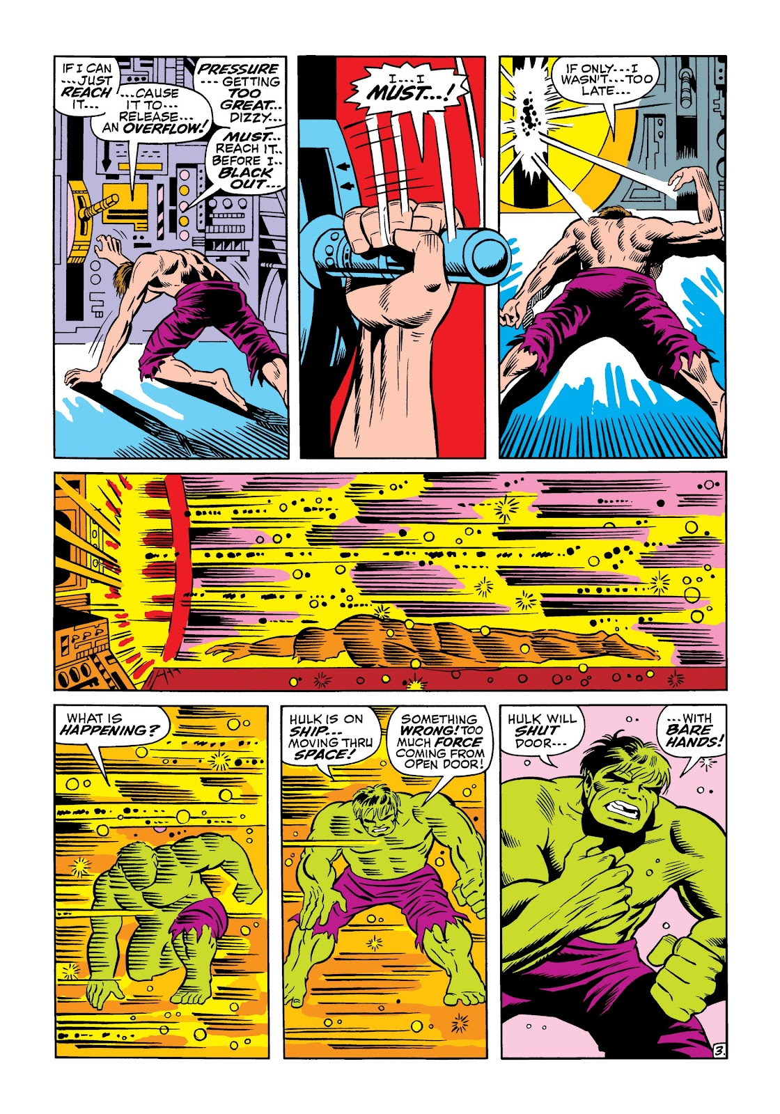 Read online Marvel Masterworks: The Incredible Hulk comic -  Issue # TPB 5 (Part 1) - 51