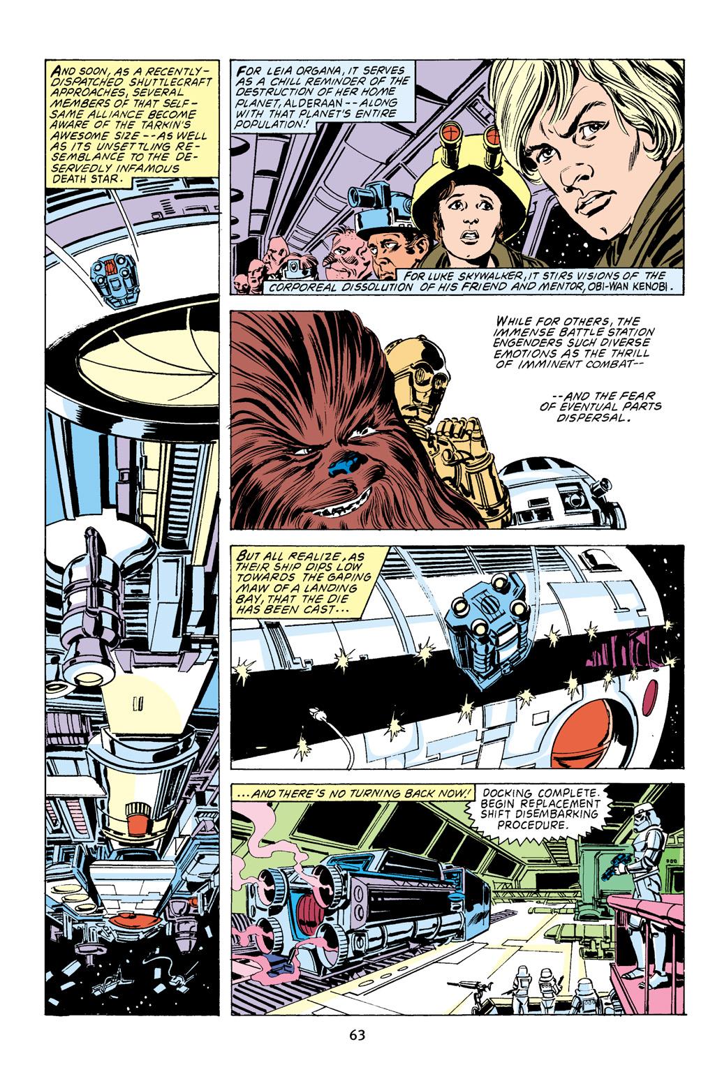 Read online Star Wars Omnibus comic -  Issue # Vol. 16 - 64