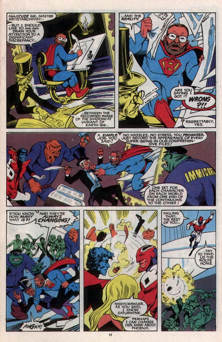Excalibur (1988) issue 24 - Page 9