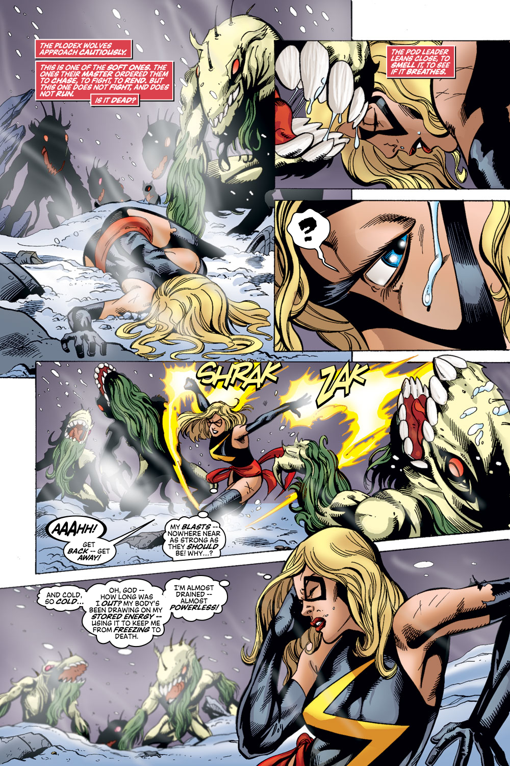 Read online Avengers (1998) comic -  Issue #47 - 7