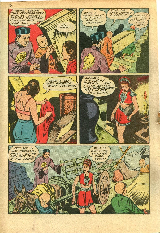 Read online Super-Magician Comics comic -  Issue #14 - 10