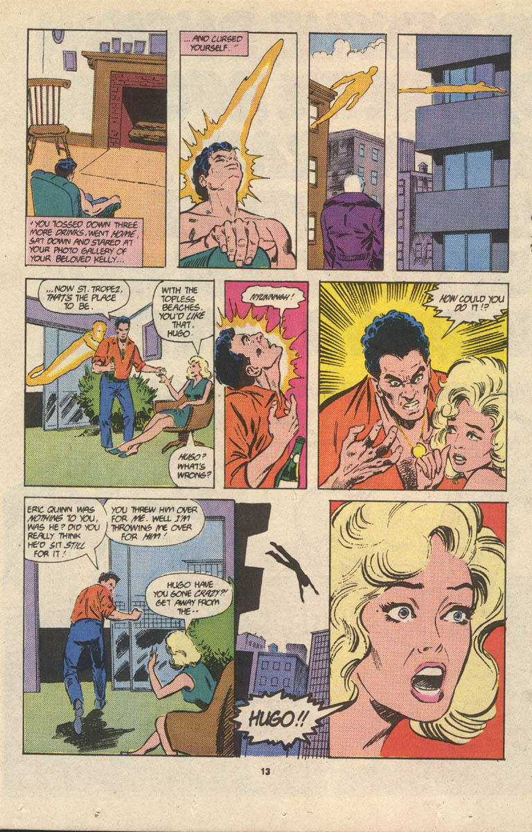 Read online Justice (1986) comic -  Issue #17 - 14