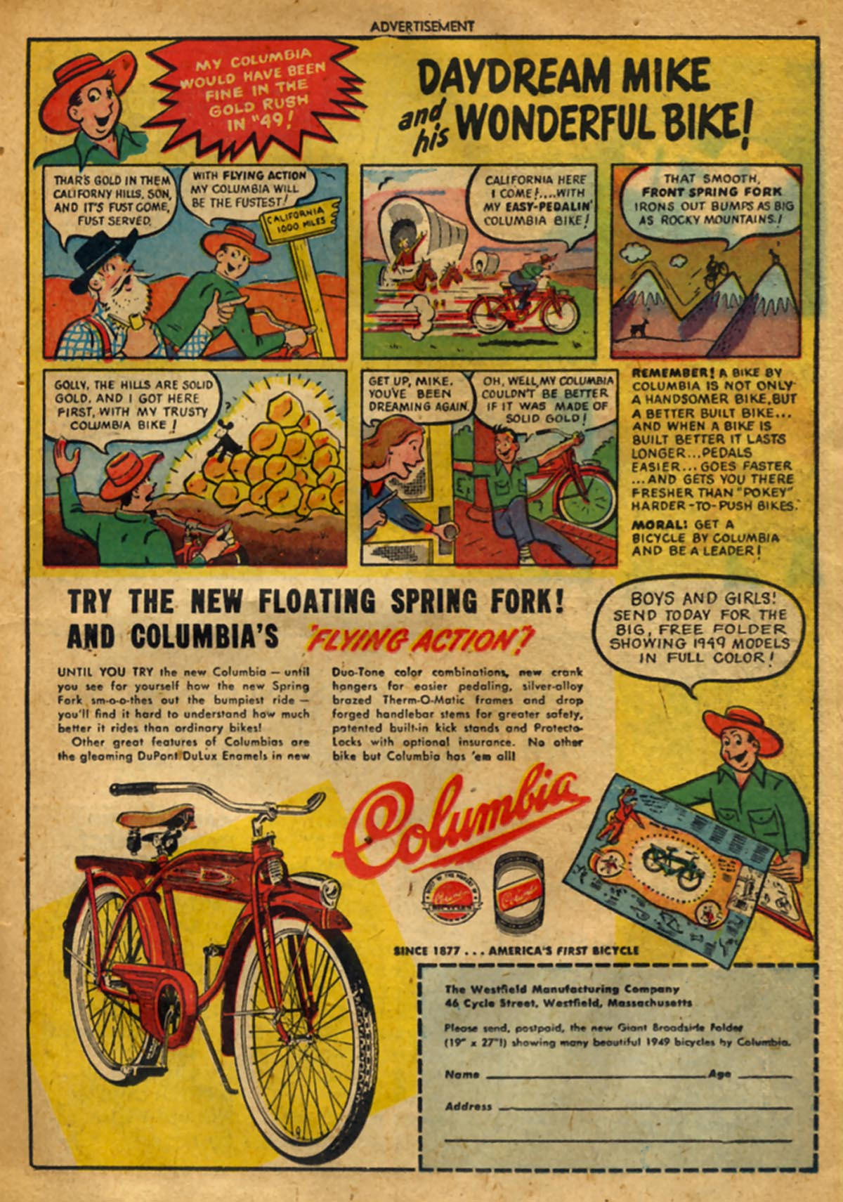 Read online Adventure Comics (1938) comic -  Issue #141 - 23