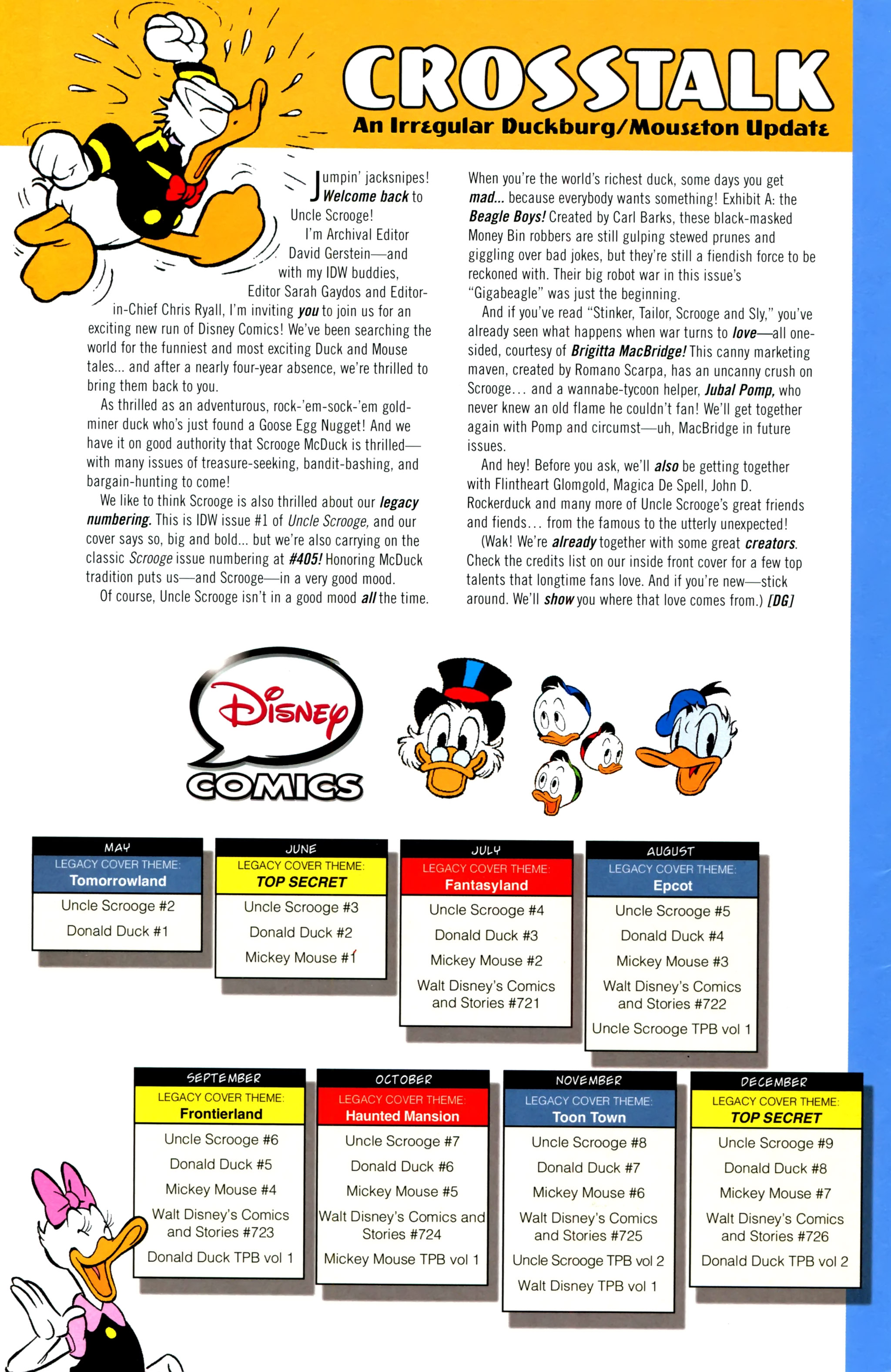 Read online Uncle Scrooge (2015) comic -  Issue #1 - 48