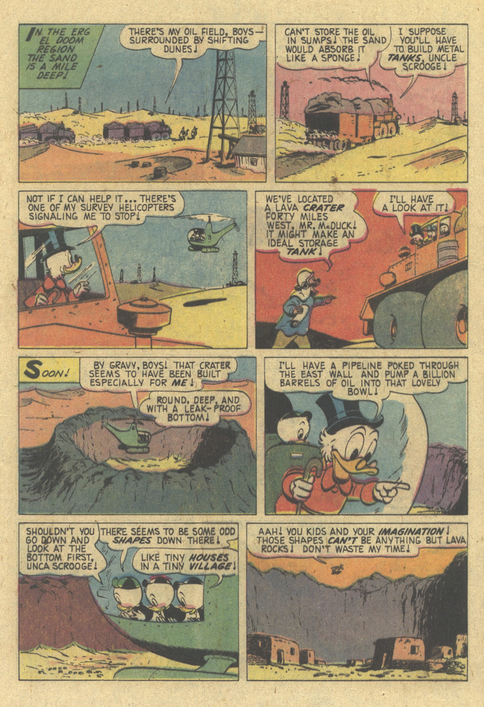 Read online Uncle Scrooge (1953) comic -  Issue #146 - 5