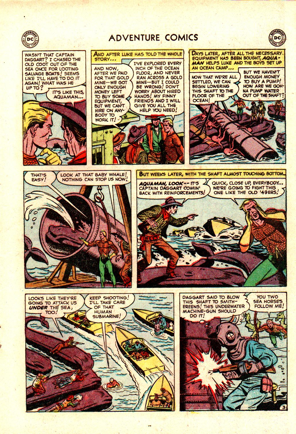 Read online Adventure Comics (1938) comic -  Issue #173 - 19