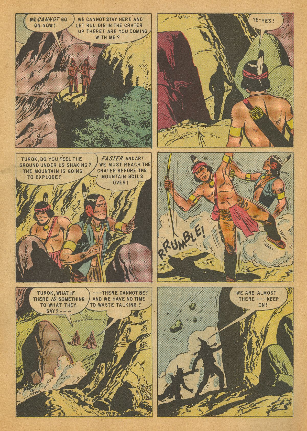 Read online Turok, Son of Stone comic -  Issue #14 - 10