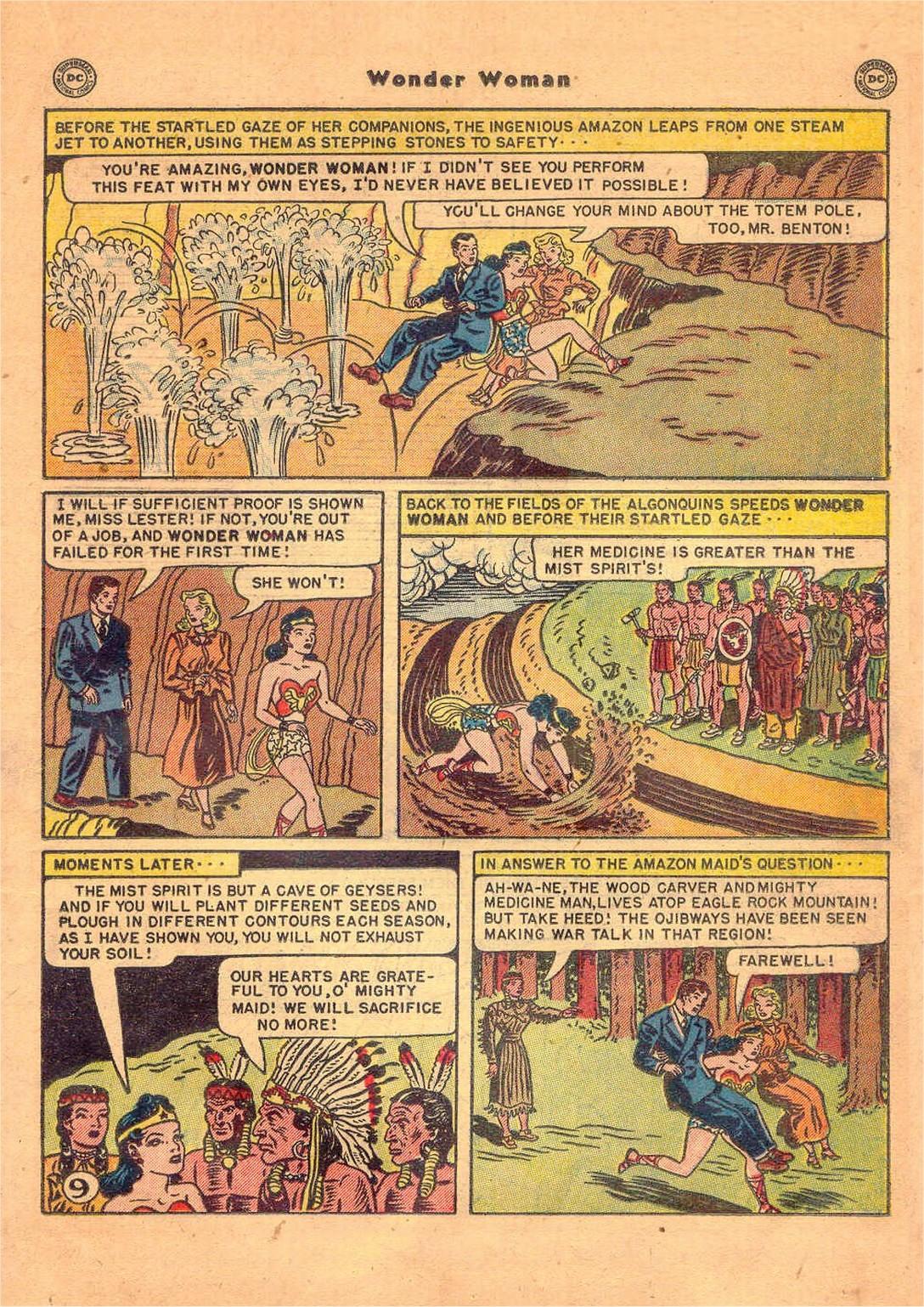 Read online Wonder Woman (1942) comic -  Issue #47 - 26