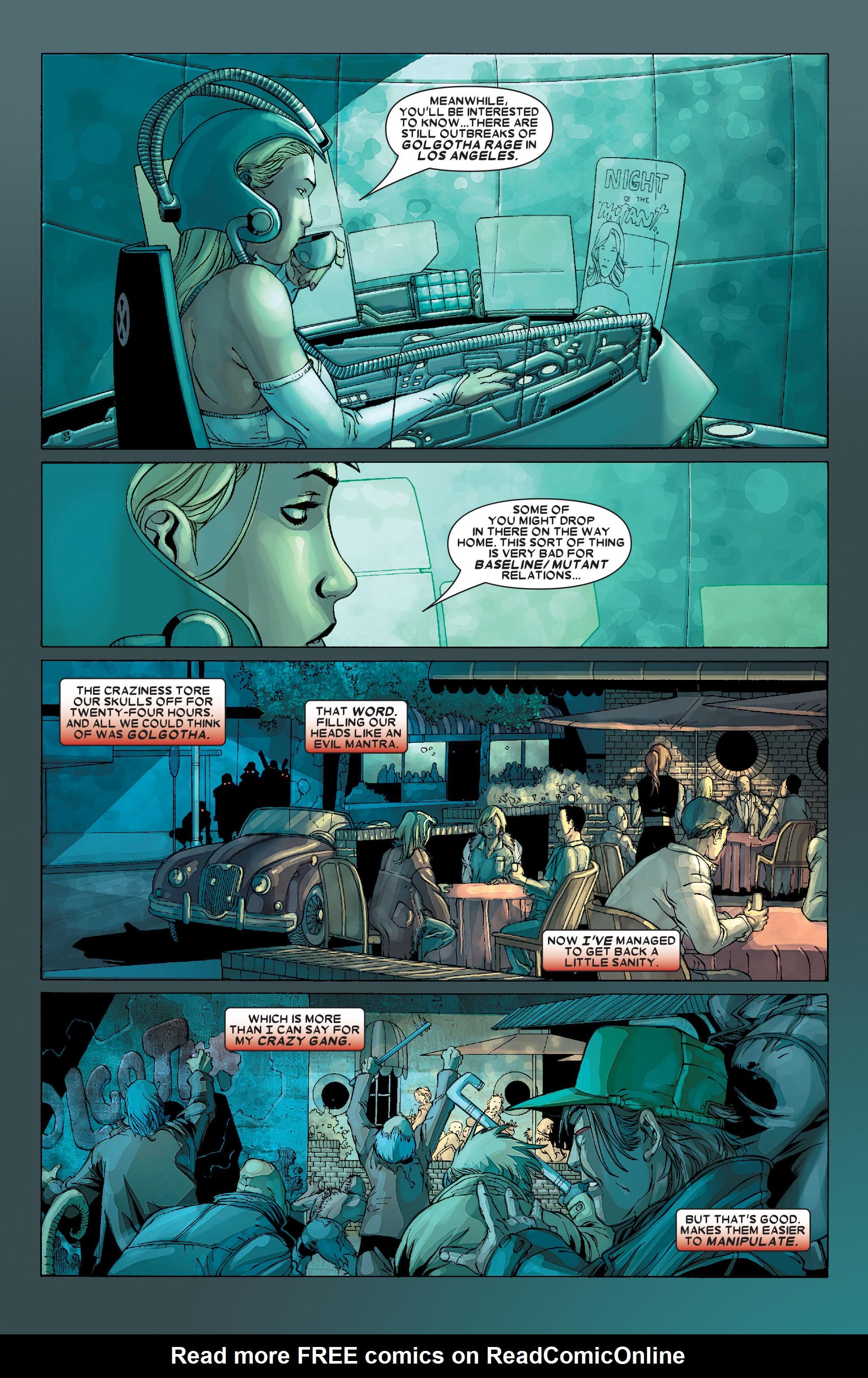X-Men (1991) 168 Page 4