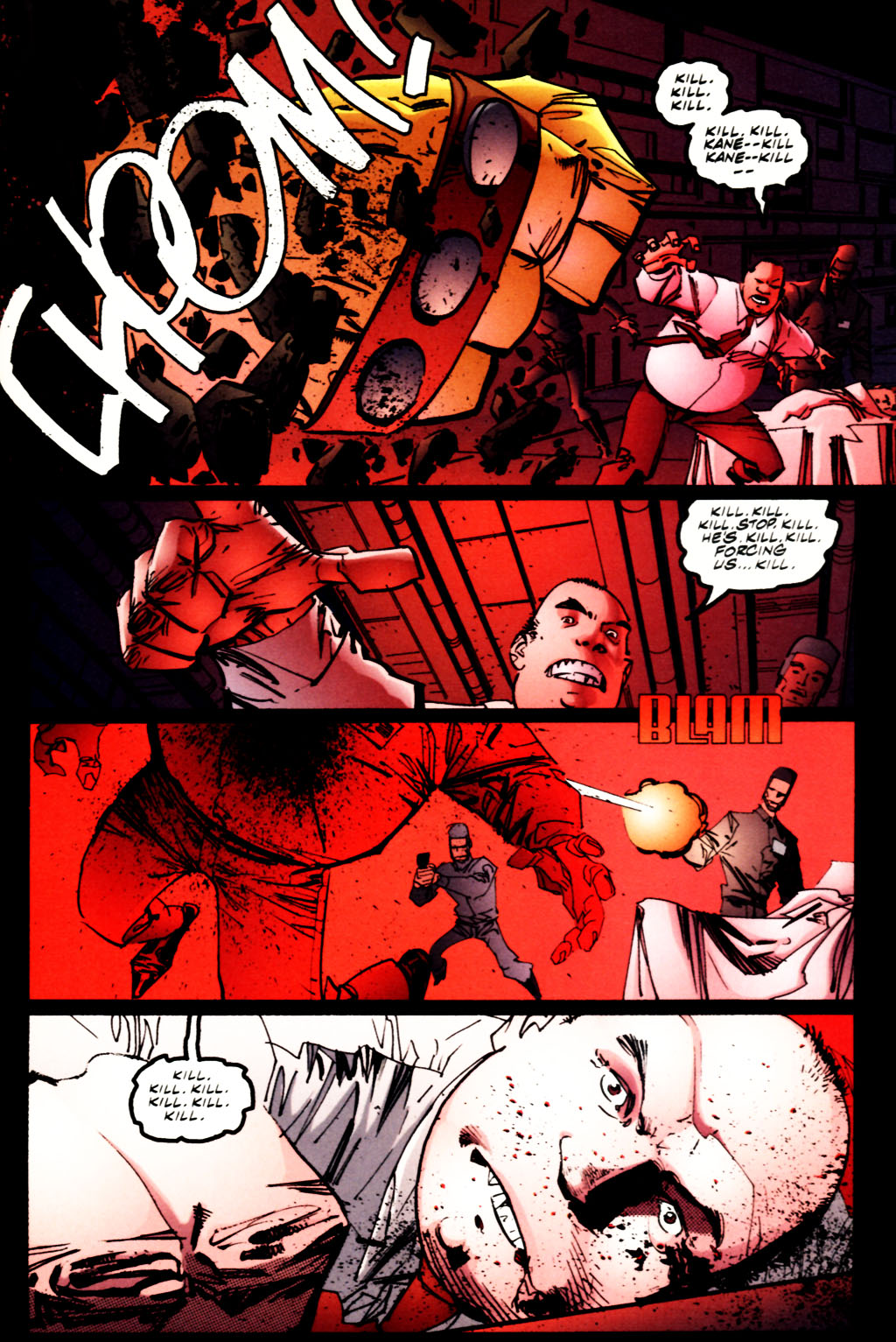The Savage Dragon (1993) Issue #60 #63 - English 3
