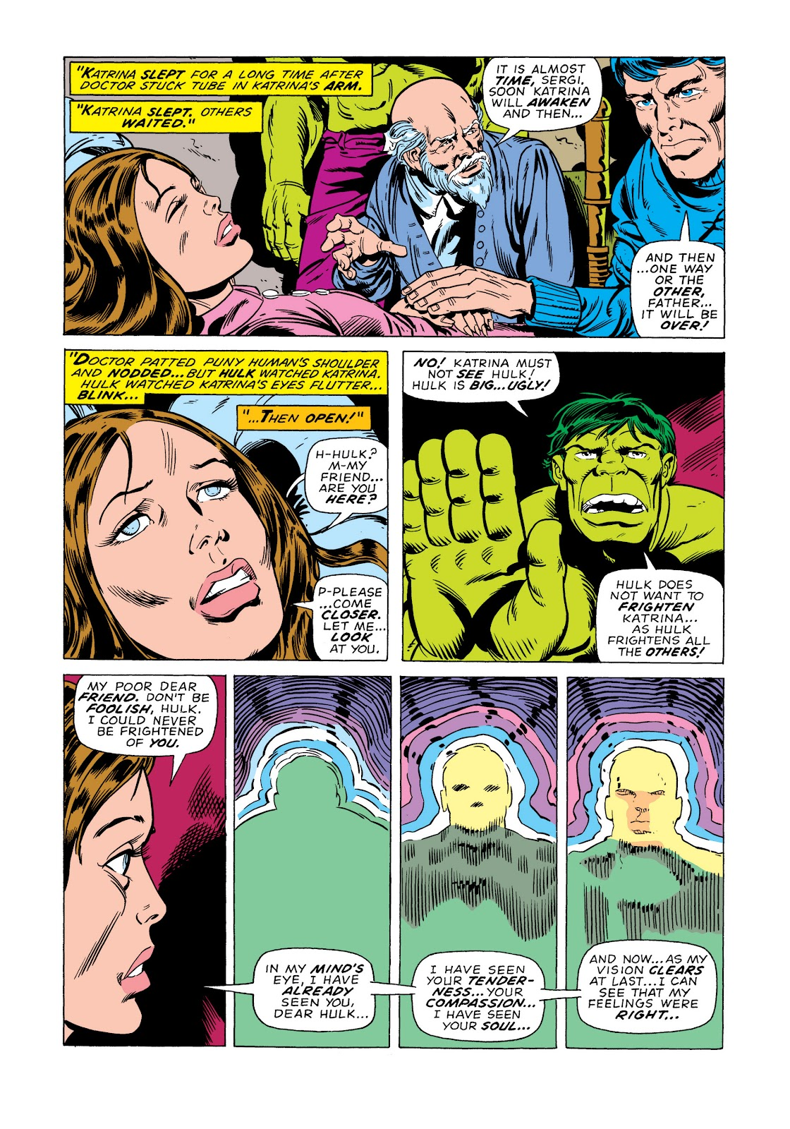 Read online Marvel Masterworks: The Incredible Hulk comic -  Issue # TPB 11 (Part 2) - 18