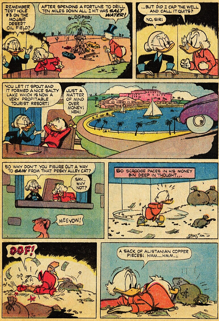 Read online Uncle Scrooge (1953) comic -  Issue #157 - 5