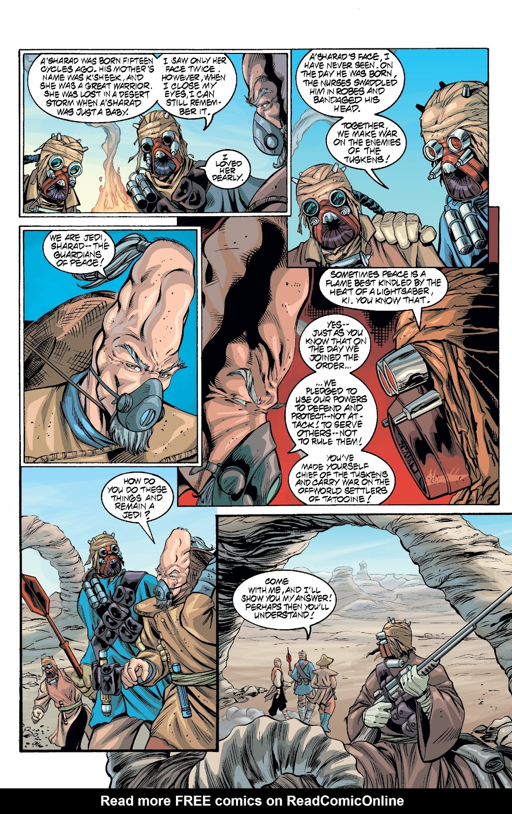Read online Star Wars Legends Epic Collection: The Menace Revealed comic -  Issue # TPB (Part 3) - 3