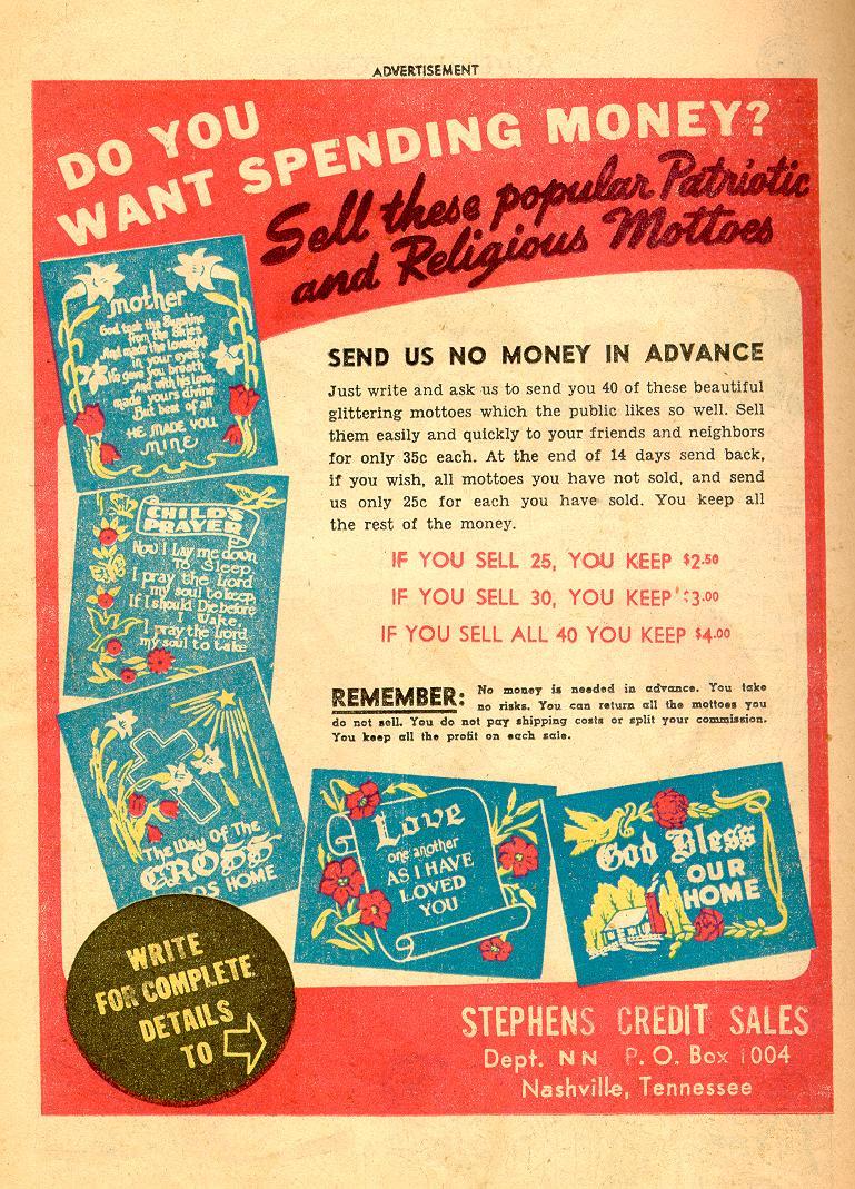 Read online Adventure Comics (1938) comic -  Issue #274 - 34