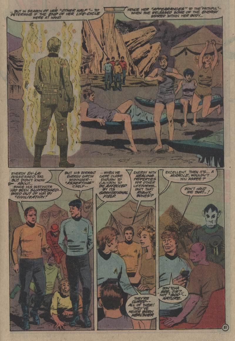 Star Trek (1984) #56 #59 - English 22