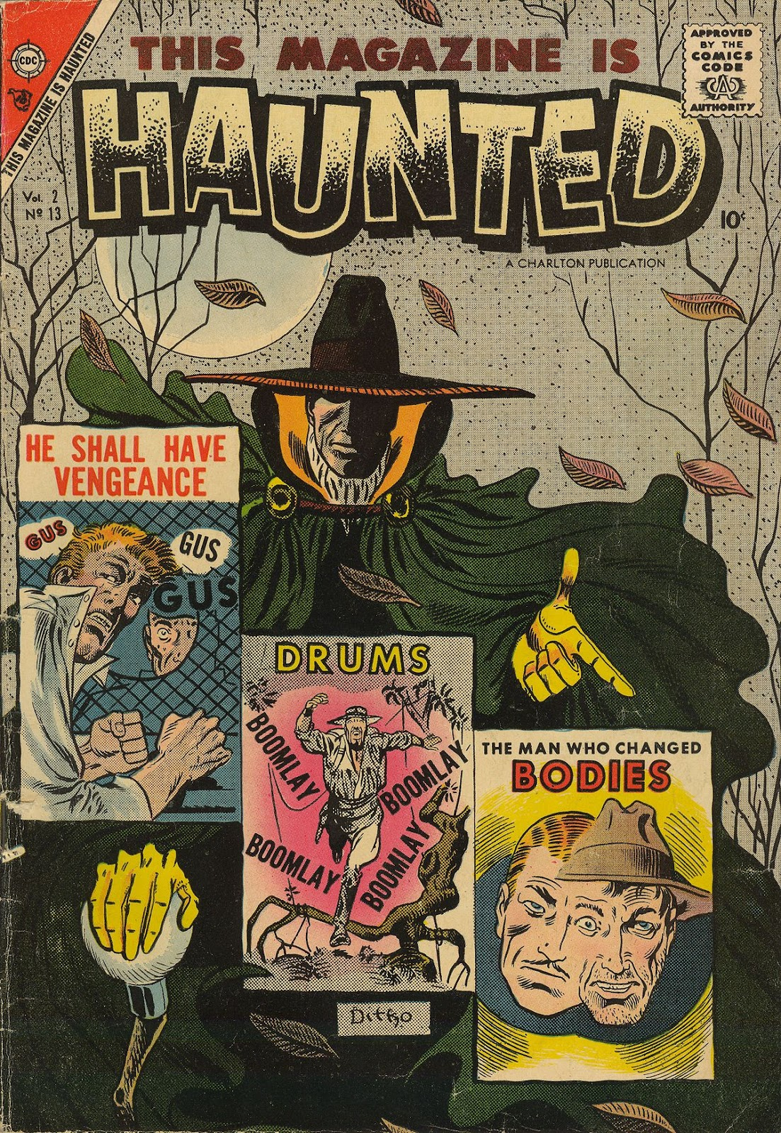 Read online This Magazine Is Haunted comic -  Issue #13 - 1