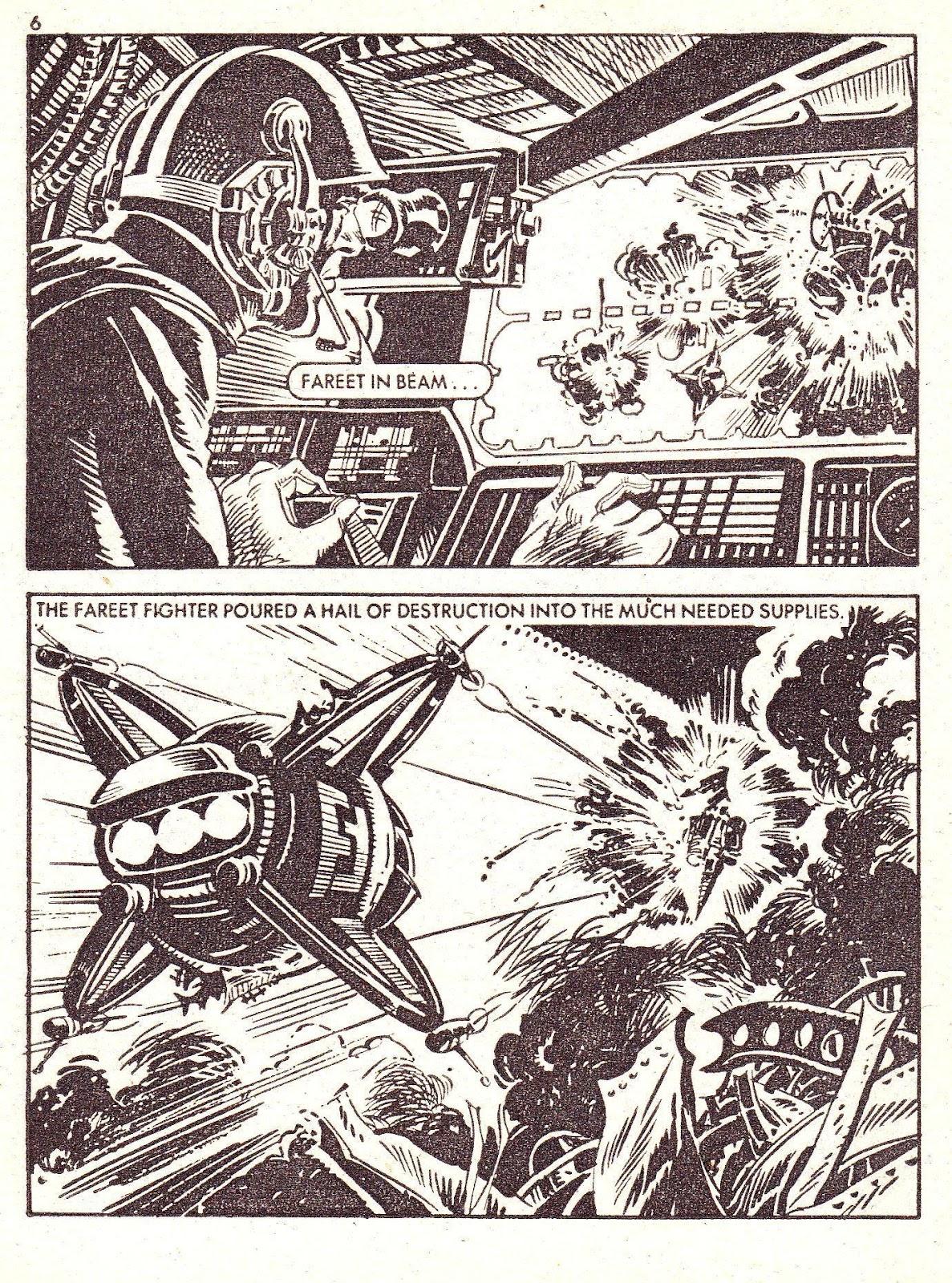 Starblazer issue 72 - Page 6